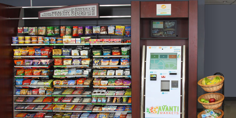 Self-serve micro-market kiosks in Tucson and Phoenix