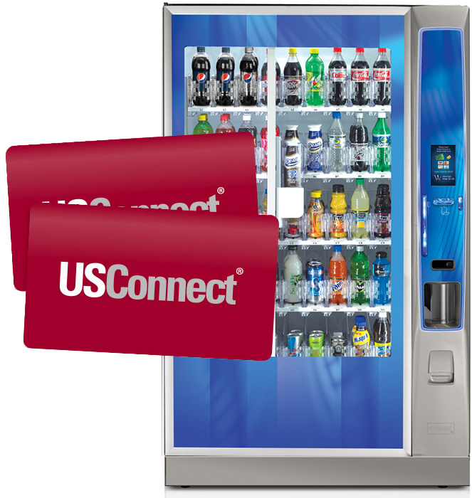 Beverage vending machines in Tucson and Phoenix Area