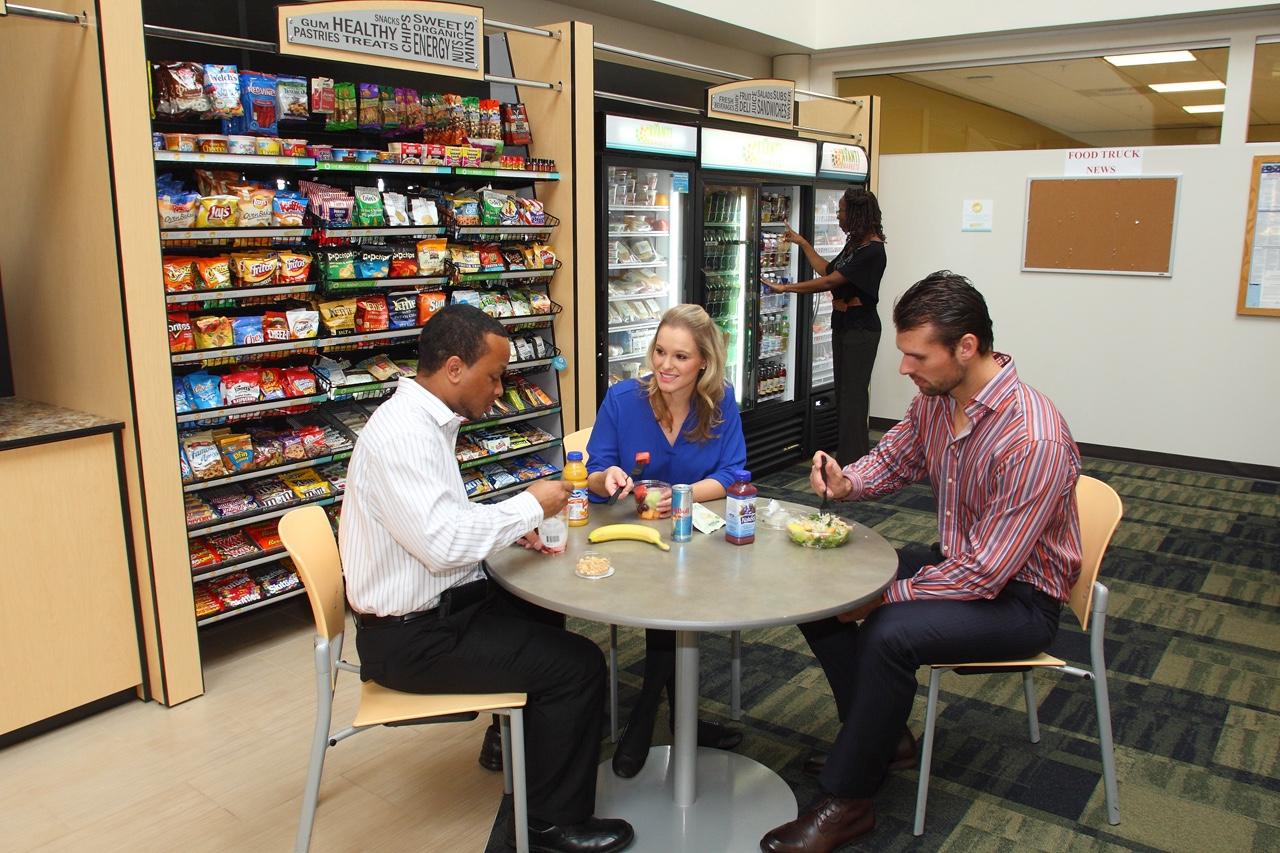 Self-serve micro-markets in Tucson & Phoenix