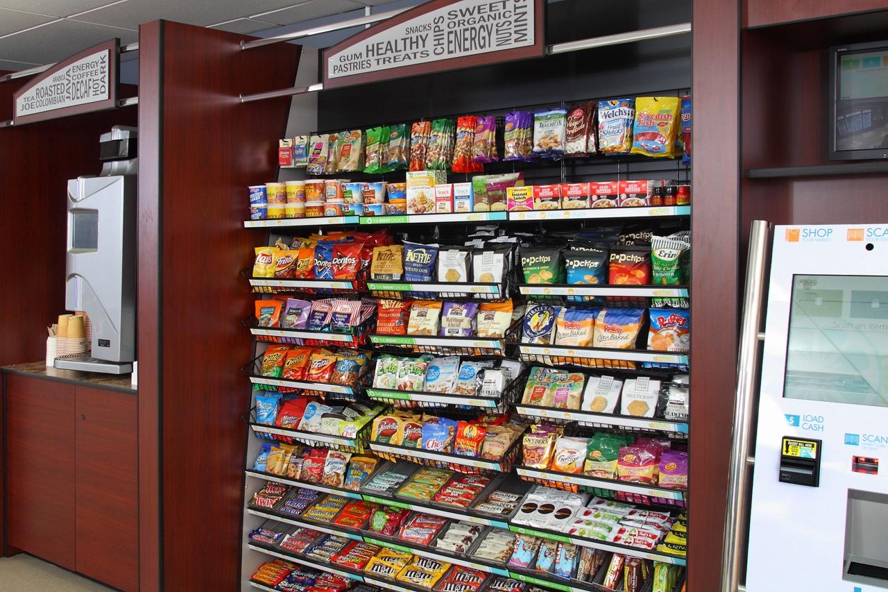 Vending machines in Tucson & Phoenix