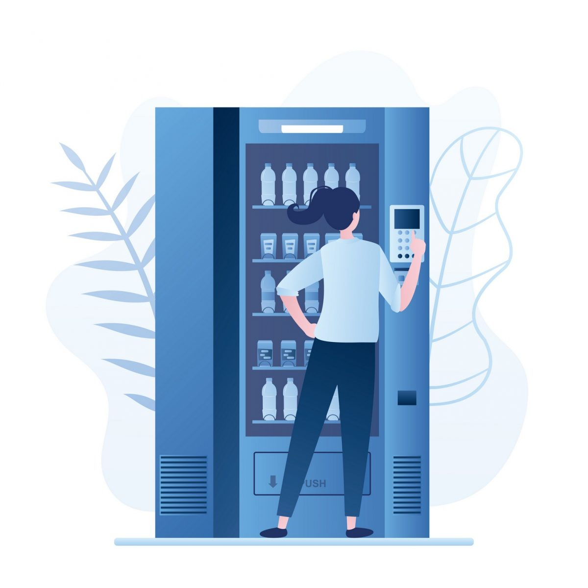 Tucson Vending Machines | Cutting-Edge Technology | Green Break Room Services