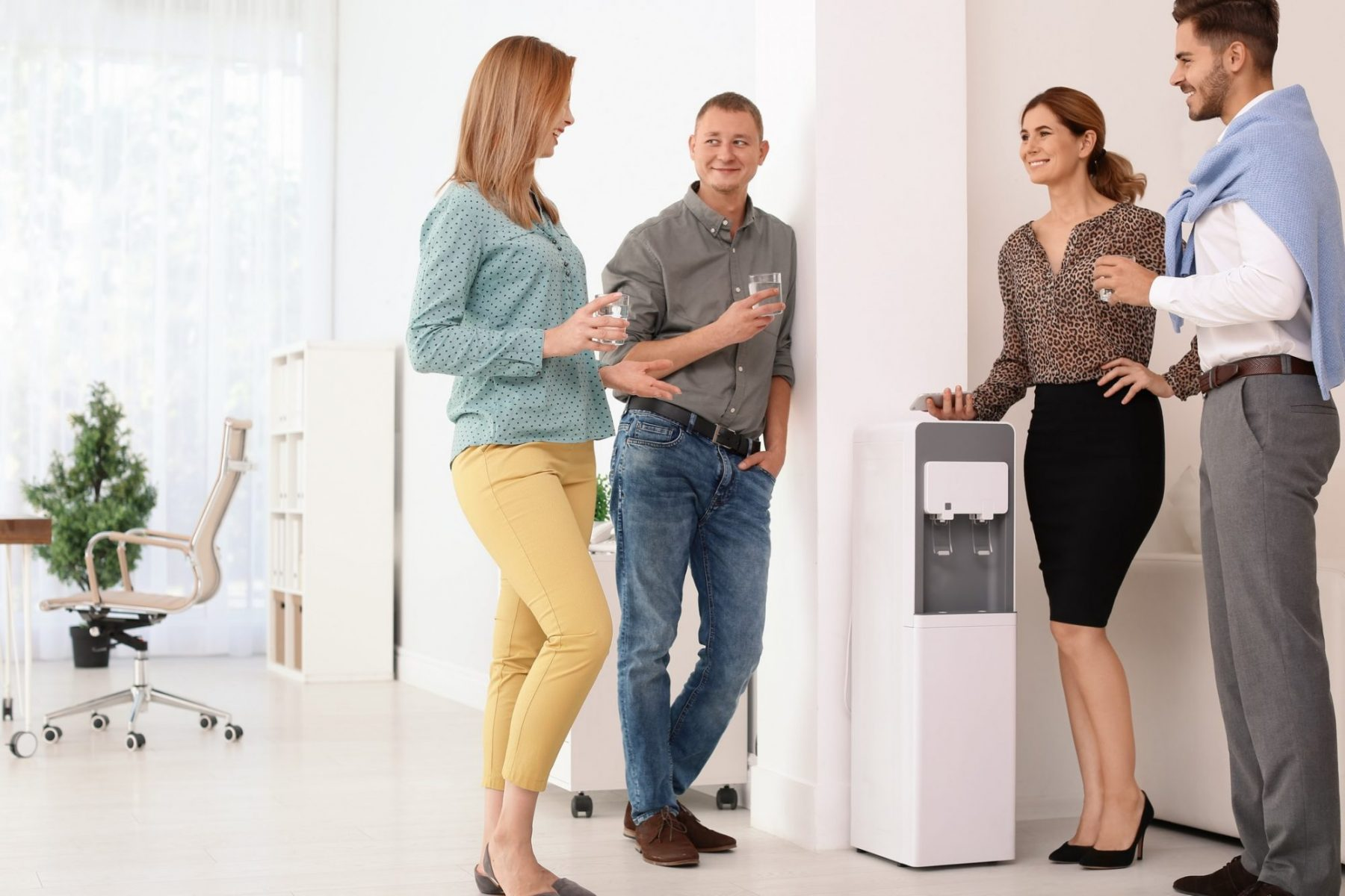 Tucson Positive Lifestyle Choices | Healthy Water Filtration | Employee Benefit